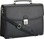 Charles Dickens® laptoptas leer in luxe geschenkbox