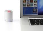 Kunststof bluetooth speaker