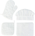 TC fabric kitchen set