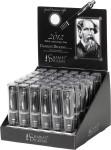 Charles Dickens Display mit 36 Schreibgeräten