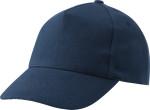 Gorra de cinco paneles