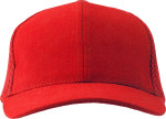 100% cotton twill cap