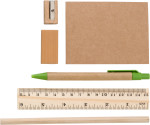 Non-woven pencil case.