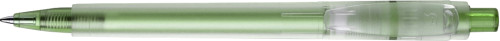 Stilolinea Oslo frosty plastic ballpen green