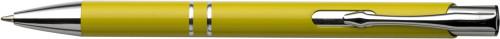 Aluminium balpen geel | groothandel