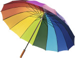 Manual polyester umbrella