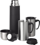 Stainless steel thermos set
