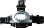 Torcia da esplorazione a 8 Led, in ABS
