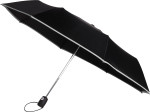 Automatic pongee (190T) foldable umbrella
