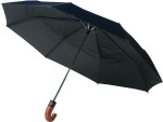 Automatic polyester foldable umbrella.