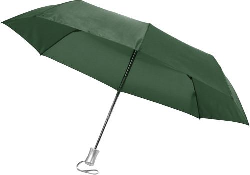 Opvouwbare paraplu Reverse groen | Europromos