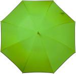 Automatic pongee (190T) storm proof umbrella.