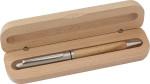 Kugelschreiber 'Schleswig' aus Bambus