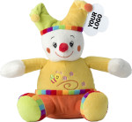 Plush clown