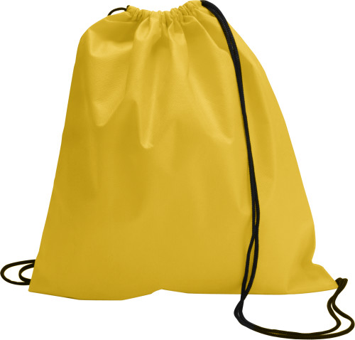 Drawstring bag, non woven | IMPRESSION
