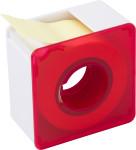 Haftnotizen Abroller 'Memo' aus Kunststoff