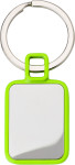 Schlüsselanhänger 'Mirror' aus Kunststoff