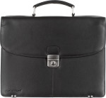 Leather Charles Dickens® briefcase