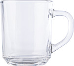 Glass tea mug (260ml)