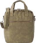 PU laptop shoulder bag (13')