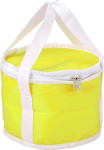 Polyester (210D) round cooler bag