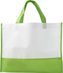 Shopping bag in TNT 80 gr/m²