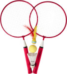 IJzeren badminton set