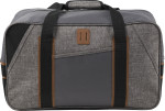 Poly canvas (600D) sports bag