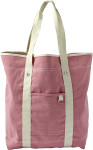 Cotton twill (350 gr/m²) beach bag