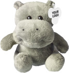 Soft toy hippo,  t-shirt 5013