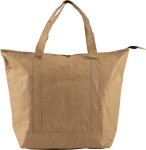 Laminated paper (80 gr/m²) cooler shopping bag