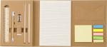 Set di scrittura, in cartone
