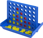 PP plastic 4-in-a-line game