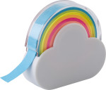 Klebeband-Spender 'Rainbow' in Wolkenform