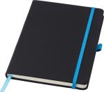 Notizbuch 'Regenbogen' aus Kunststoff