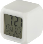 HIPS alarm clock