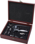 9 piece wine gift set