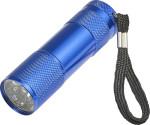 LED Taschenlampe 'Moon' aus Aluminium