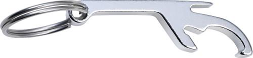 Aluminium 3-in-1 key holder