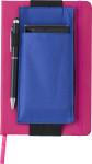 Stifte-Etui 'Wrapper' aus Kunststoff