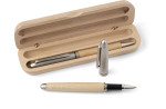 Bamboo writing set
