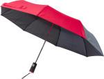 Regenschirm 'Quarter' aus Pongee-Seide