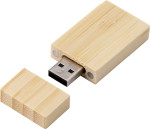 USB-Stick 'Space' aus Bambus