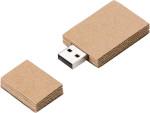 USB stick 2.0 aus Karton
