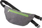 Polyester (300D) waist bag